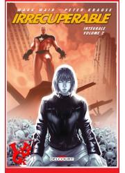 IRRECUPERABLE 2 Intégrale (Juil 2021) de Mark WAID par Delcourt Comics little big geek 9782413024729 - LiBiGeek