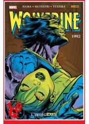 WOLVERINE Intégrale 5 (Juin 2021) Vol. 05 - 1992 Nvelle Ed. par Panini Comics little big geek 9782809496369 - LiBiGeek