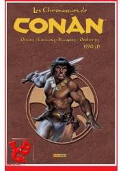 CONAN Intégrale 29 (JuiL 2021) Vol. 29 - 1990 (1) par Panini Comics little big geek 9782809496918 - LiBiGeek