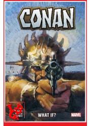 CONAN : What if? (Juil 2021) ... L'univers Marvel par Panini Comics little big geek 9782809496901 - LiBiGeek