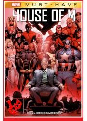 HOUSE OF M / X-Men (Mai 2021) Must Have Marvel par Panini Comics little big geek 9782809496680 - LiBiGeek