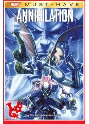 ANNIHILATION (Mai 2021) Must Have Marvel par Panini Comics little big geek 9782809498318 - LiBiGeek