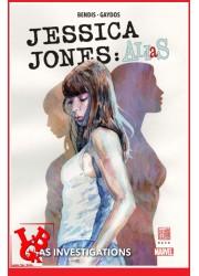 JESSICA JONES Marvel Deluxe (Aout 2021) Alias Investigations par Panini Comics little big geek 9782809496406 - LiBiGeek
