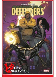 DEFENDERS Marvel Deluxe (Aout 2021) Les caids de New York par Panini Comics little big geek 9782809496383 - LiBiGeek