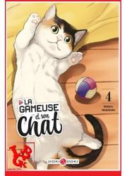LA GAMEUSE ET SON CHAT 4 (Juil 2021) Vol. 04 - seinen par Doki-Doki little big geek 9782818984307 - LiBiGeek
