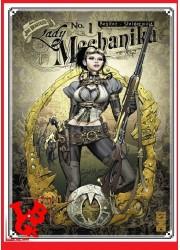 LADY MECHANIKA 1 (Juin 2016) Vol. 01 de Joe BENITEZ par Glenat Comics libigeek 9782344016213