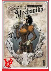 LADY MECHANIKA 2  (Oct 2016) Vol. 02 de Joe BENITEZ par Glenat Comics libigeek 9782344017630