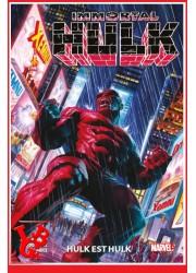 IMMORTAL HULK 100% - 7 - (Aout 2021) Vol. 07 - HULK est HULK par Panini Comics little big geek 9782809495256 - LiBiGeek