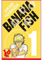 BANANA FISH Perfect Ed. 1 (Avr 2021) Vol. 01 - Seinen par Panini Manga little big geek 9782809495676 - LiBiGeek