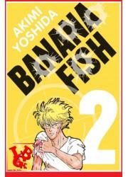 BANANA FISH Perfect Ed. 2 (Avr 2021) Vol. 02 - Seinen par Panini Manga little big geek 9782809495683 - LiBiGeek
