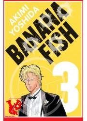 BANANA FISH Perfect Ed. 3 (Juin 2021) Vol. 03 - Seinen par Panini Manga little big geek 9782809497137 - LiBiGeek