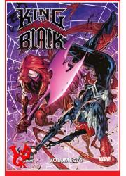KING IN BLACK 2/4 (Aout 2021) Mensuel Ed. Collector Vol. 02 par Panini Comics little big geek 9782809499391 - LiBiGeek