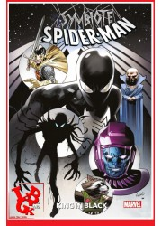 SYMBIOTE  SPIDER-MAN 100% (Aout 2021) King in Black par Panini Comics little big geek 9782809483796 - LiBiGeek