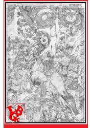 WONDER WOMAN Art Print Dc Comics 42x30 numéroté par FaNaTtik little big geek 5060662464690 - LiBiGeek