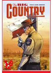 THE BIG COUNTRY H1 par Les Humanoides Associés libigeek 9782731680898