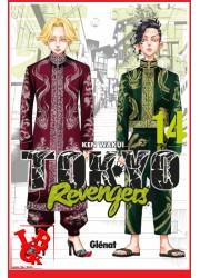 TOKYO REVENGERS 14 (Sept 2021) Vol. 14 Shonen par Glenat Manga little big geek 9782344043325 - LiBiGeek