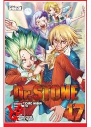 Dr STONE 17 (Sept 2021) Vol. 17 Shonen par Glenat Manga little big geek 9782344048252 - LiBiGeek