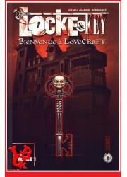LOCKE & KEY 1 (Mai 2018) Vol. 01 - Hi Comics libigeek 9782378870782