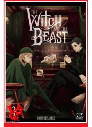 THE WITCH AND THE BEAST 3 (Sept 2021) Vol. 03 - Seinen par Pika libigeek 9782811661434