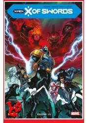 X of SWORDS - 1 /04 (Sept 2021) Mensuel Ed. Souple Vol. 01 par Panini Comics libigeek 9782809492293