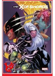 X of SWORDS - 2 /4 (Sept 2021) Mensuel Ed. Collector Vol. 02 par Panini Comics libigeek 9782809498295