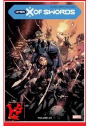 X of SWORDS - 2 /4 (Sept 2021) Mensuel Ed. Souple Vol. 02 par Panini Comics libigeek 9782809498288