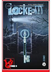 LOCKE & KEY 3 (Juil 2018) Vol. 03 - Hi Comics libigeek 9782378870720