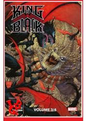 KING IN BLACK 3/4 (Sept 2021) Mensuel Ed. Collector Vol. 03 par Panini Comics libigeek 9782809499421