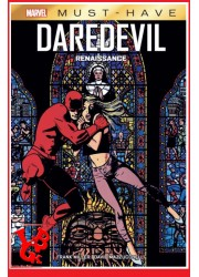 DAREDEVIL Renaissance (Sept 2021) Frank Miller Must Have Marvel par Panini Comics libigeek 9791039100540