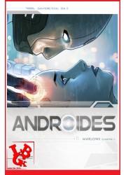 ANDROIDES 11 (Sept 2021) Vol. 11 Pecau / Dim.D par SOLEIL little big geek 9782302093652 - LiBiGeek
