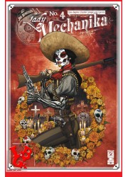 LADY MECHANIKA 4 (Mars 2017) Vol. 04 de Joe BENITEZ par Glenat Comics libigeek 9782344023471