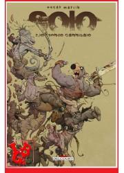 SOLO 3 (Oct 2017) Vol. 03 / Oscar Martin par Delcourt Comics libigeek 9782413001560