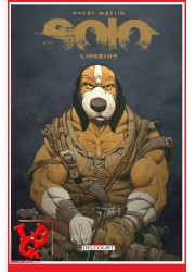 SOLO 4 (Janv 2019) Vol. 04 / Oscar Martin  par Delcourt Comics libigeek 9782413009214