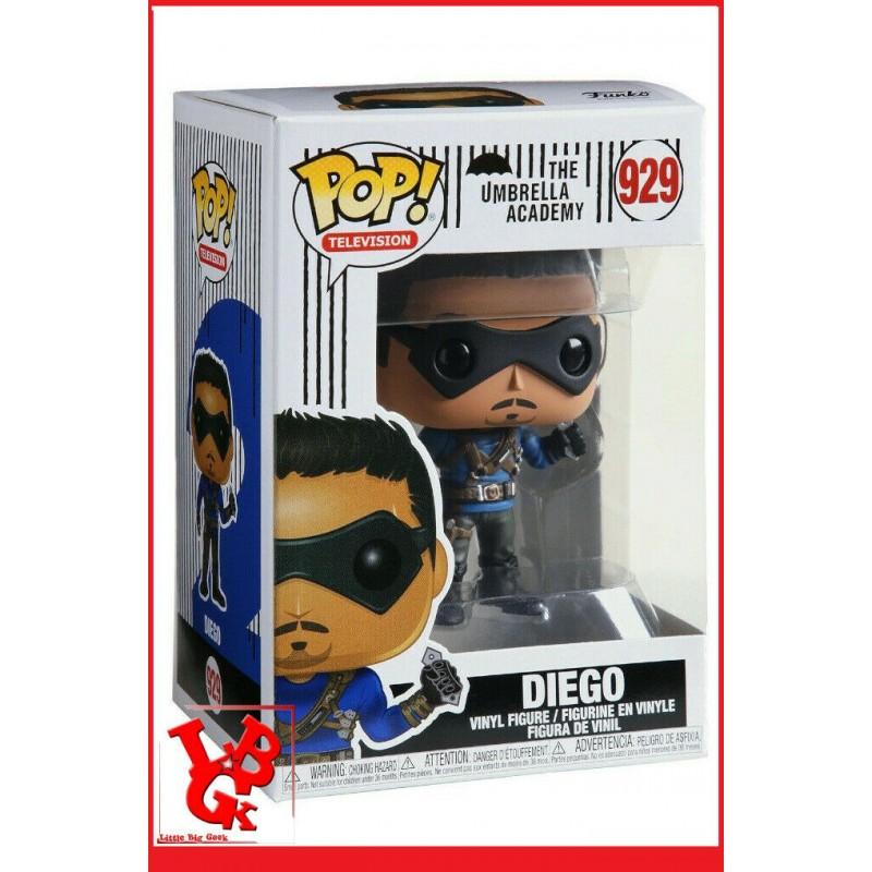 UMBRELLA ACADEMY  : Figurine POP! 929 - DIEGO HARGREEVES par FUNKO libigeek 889698445115