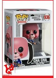 UMBRELLA ACADEMY  : Figurine POP! 936 - CHA-CHA par FUNKO libigeek 889698450546