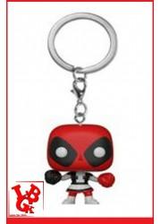 DEADPOOL Boxer Porte Clefs mini Pop! par Funko libigeek 889698311441
