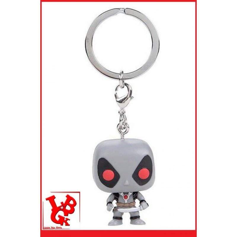 DEADPOOL X-Force Porte Clefs mini Pop! par Funko libigeek 889698311441