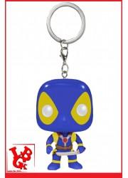 DEADPOOL X-Men Porte Clefs mini Pop! par Funko libigeek 889698311441