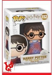 HARRY POTTER : Figurine POP! 112 HARRY POTTER et la cape d'invisibilité par FUNKO libigeek 889698480635