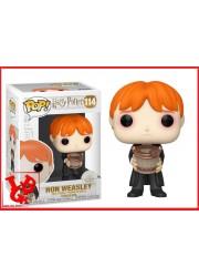 HARRY POTTER : Figurine POP! 114 - RON WEASLEY Vomissant Limaces par FUNKO libigeek 889698480666